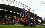 Huddersfield Giants v Warrington Wolves 040617