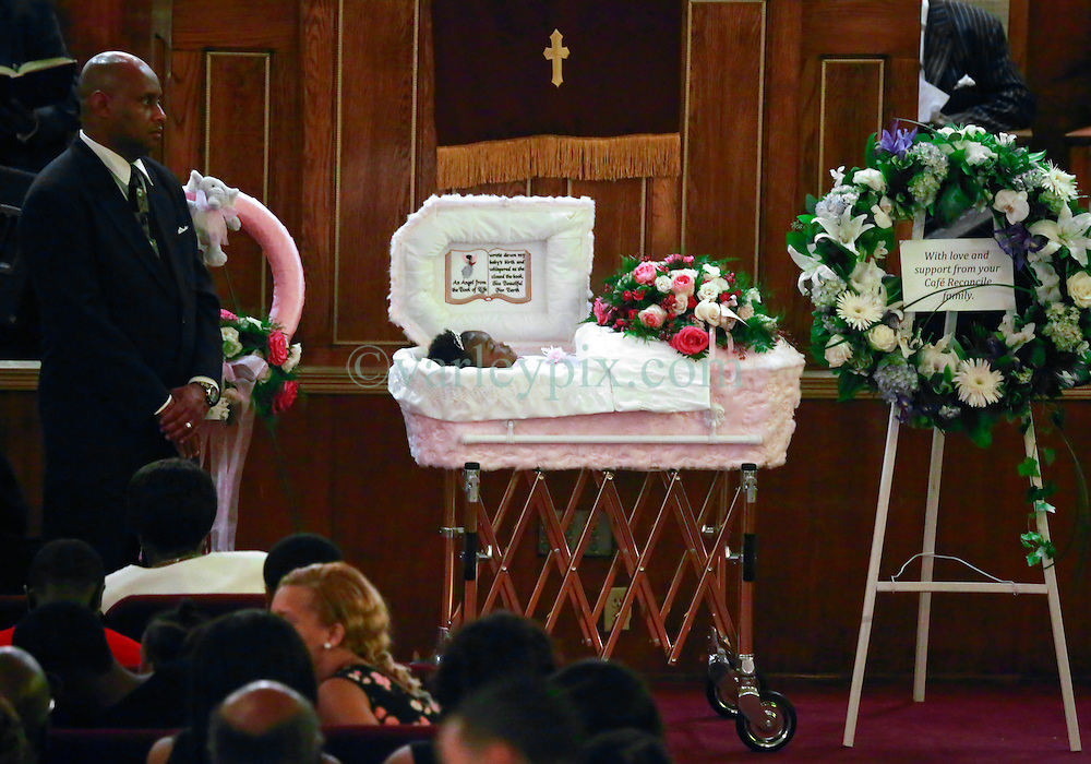 Funeral For Toddler Londyn Samuels Shot Dead By Armed