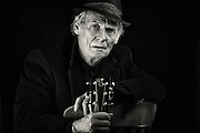 Karl Johnson Portrait Kentish Town.<br /> <br /> Photo Ki Price 2014
