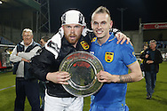 Onderwerp/Subject: Cambuur Leeuwarden - Jupiler League<br /> Reklame:  <br /> Club/Team/Country: <br /> Seizoen/Season: 2012/2013<br /> FOTO/PHOTO: Tim KEURNTJES (R) of Cambuur Leeuwarden in duel with Goalkeeper Leonard NIENHUIS (L) of Cambuur Leeuwarden. (Photo by PICS UNITED)<br /> <br /> Trefwoorden/Keywords: <br /> #02 #04 $94 &plusmn;1367598354739 &plusmn;1367598354739<br /> Photo- &amp; Copyrights &copy; PICS UNITED <br /> P.O. Box 7164 - 5605 BE  EINDHOVEN (THE NETHERLANDS) <br /> Phone +31 (0)40 296 28 00 <br /> Fax +31 (0) 40 248 47 43 <br /> http://www.pics-united.com <br /> e-mail : sales@pics-united.com (If you would like to raise any issues regarding any aspects of products / service of PICS UNITED) or <br /> e-mail : sales@pics-united.com   <br /> <br /> ATTENTIE: <br /> Publicatie ook bij aanbieding door derden is slechts toegestaan na verkregen toestemming van Pics United. <br /> VOLLEDIGE NAAMSVERMELDING IS VERPLICHT! (&copy; PICS UNITED/Naam Fotograaf, zie veld 4 van de bestandsinfo 'credits') <br /> ATTENTION:  <br /> &copy; Pics United. Reproduction/publication of this photo by any parties is only permitted after authorisation is sought and obtained from  PICS UNITED- THE NETHERLANDS