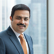 Rahul Chadha Portrait for Citywire