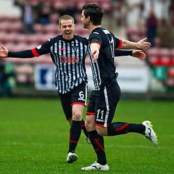 Dunfermline v Ayr United | Scottish league One | 22 February 2014
