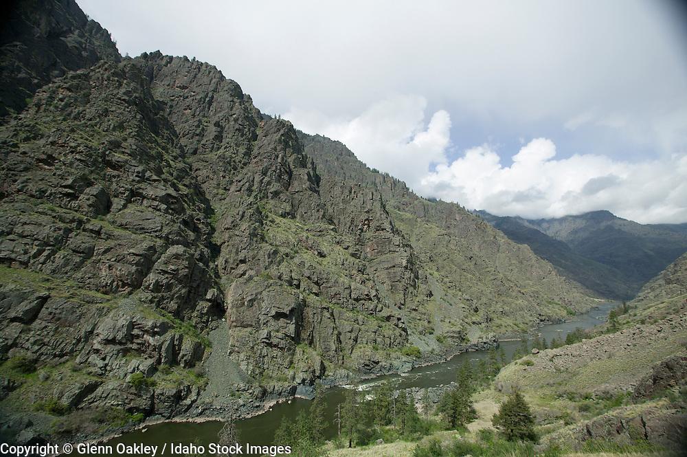 Snake River, Hells Canyon, Idaho / Oregon