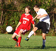 Soccer 2010 Boys Varsity Salamanca vs Randolph
