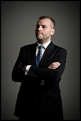 Portraits of Tim Montgomerie Opinion Editor and a columnist for The Times of London Newspaper. London, United Kingdom. Tuesday October 30th 2012. Picture by Andrew Parsons / i-Images