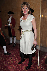 The HON.EMMA SOAMES at a party to celebrate 300 years of Tatler magazine held at Lancaster House, London on 14th October 2009.