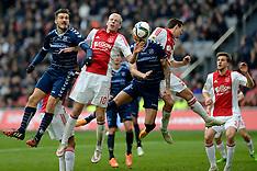20141214 NED: Ajax - FC Utrecht, Amsterdam