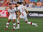 Canada vs Costa Rica Women's Soccer 2016 02 19