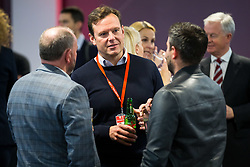 Mark Ashton attends Marina Dolman's Book Launch at Ashton Gate - Rogan/JMP - 15/11/2017 - SPORT - Ashton Gate Stadium - Bristol, England.