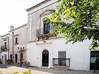 Fragagnano, ex banca Carime