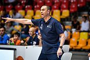 Vincenzo Esposito<br /> Germani Basket Brescia - Vanoli Cremona<br /> Basket Precampionato Serie A LBA 2019/2020<br /> Desio 15 September 2019<br /> Foto Mattia Ozbot / Ciamillo-Castoria