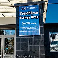 Touchless Turkey Drop 05-13-20  Local Heroes Photo Project