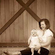 Images from a 6 month old portrait session with Shelby and her mother at Mt. Pleasant Waterfront Park near Charleston, South Carolina.