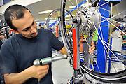 Nederland, Dieren, 30-6-2011Fietsfabriek Koninklijke Gazelle is overgenomen door auto importeur Pon.Foto: Flip Franssen/Hollandse Hoogte
