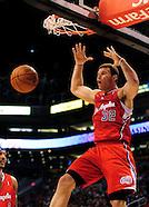 NBA: LA Clippers vs Phoenix Suns//20110401