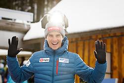Zan Kosir during Final Run of Men's Parallel Giant Slalom at FIS Snowboard World Cup Rogla 2016, on January 23, 2016 in Course Jasa, Rogla, Slovenia. Photo by Ziga Zupan / Sportida