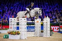 Guery Jerome, BEL, Garfield de Tijl Des Templiers<br /> Anemone Horse Trucks Prize<br /> Jumping Amsterdam 2017<br /> © Hippo Foto - Leanjo de Koster<br /> 28/01/17