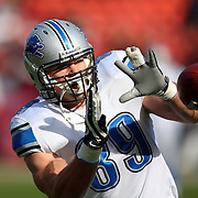 2009 Lions at 49ers