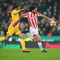 Stoke City v Crystal Palace