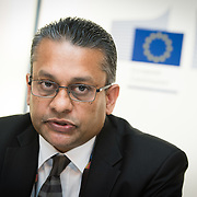 03 June 2015 - Belgium - Brussels - European Development Days - EDD - Inclusion - Building a caring world-A common challenge for Europe and emerging countries - Patrick Canagasingham ,  Chief Operating Officer © European Union