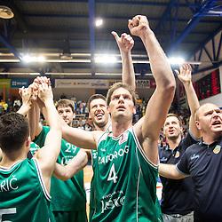 20160531: SLO, Basketball - Nova KBM Slovenian Champions League Final, KK Helios Suns vs KK Zlatorog