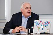 """Giancarlo Migliola<br /> Conferenza Stampa Presentazione Progetto """"Ragazze in Tiro""""<br /> FIP 2018<br /> Milano, 30/03/2018<br /> Foto F. Bertani / Ciamillo - Castoria"""