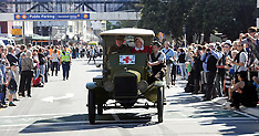 Wellington-ANZAC Street Parade