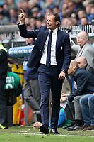 19.03.2017 - Genova - Serie A 2016/17 - 29a giornata  -  Sampdoria-Juventus  nella  foto:  Massimiliano Allegri - Juventus
