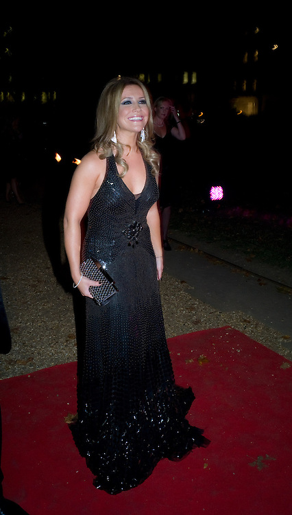 HEIDI RANGE; , End Of Summer Ball In Berkeley Square. In aid of Prince;s Trust. Berkeley Square, London. 25 September 2008 *** Local Caption *** -DO NOT ARCHIVE-© Copyright Photograph by Dafydd Jones. 248 Clapham Rd. London SW9 0PZ. Tel 0207 820 0771. www.dafjones.com.