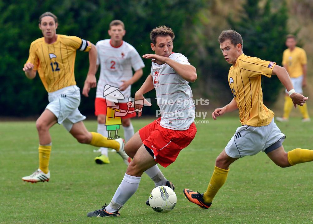 NCAA Men's Soccer: Defending conference champions Winthrop defeat VMI, 5-1