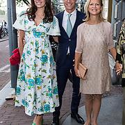 NLD/Amsterdam/20190916 - Prinses Irene viert verjaardag bij een ode aan de natuur , Prinses Carolina en zoon Jaime de Bourbon de Parme en zijn partner Viktoria Cservenyak
