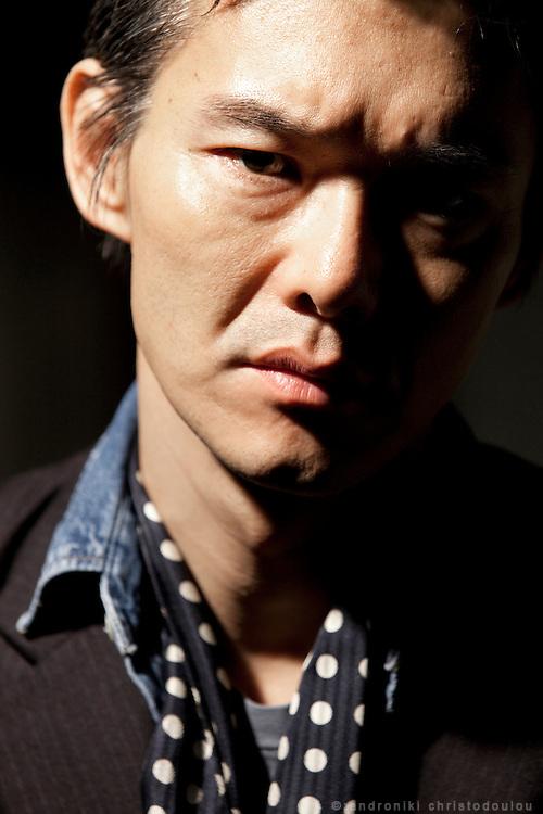Atsuro Watabe, a famous Japanese actor.