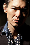 Atsuro Watabe, a famous Japanese actor.