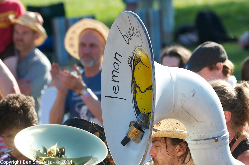 Lemon Bucket Orkestra