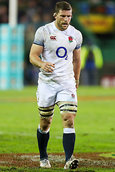 Mark Wilson of England- Mandatory by-line: Steve Haag/JMP - 23/06/2018 - RUGBY - DHL Newlands Stadium - Cape Town, South Africa - South Africa v England 3rd Test Match, South Africa Tour