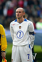 Fotball, 28. april 2004, Privatlandskamp, Norge-Russland 3-2, Victor Onopko, Russland, portrett