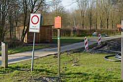 Waterlandse bos, Almeerderhout, Almere, Flevoland, Netherlands