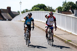 Break the Cycle 2017 Charity Bike Ride - Rogan Thomson/JMP - 18/06/2017 - SPORT - Ashton Gate Stadium - Bristol, England.