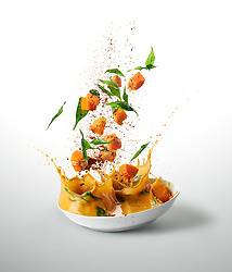 Sweet Potato And Squash Curry <br />