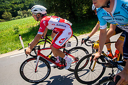Ziga Horva (SLO) of Adria Mobil during 2nd Stage of 26th Tour of Slovenia 2019 cycling race between Maribor and  Celje (146,3 km), on June 20, 2019 in Celje, Maribor, Slovenia. Photo by Vid Ponikvar / Sportida