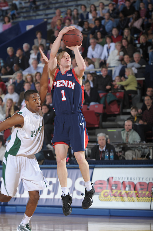 PHILADELPHA, PA - FEBRUARY 6: Penn basketball defeated Dartmouth.