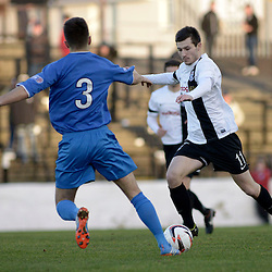 Ayr United v Airdrieonians | Scottish League One | 11 January 2014