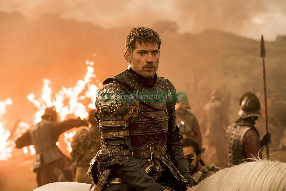 September 1, 2017 - Nikolaj Coster-Waldau..'Game Of Thrones' (Season 7) TV Series - 2017 (Credit Image: © Hbo/Entertainment Pictures via ZUMA Press)