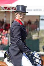 MAY 04 2013 Zara Phillips Dressage