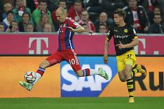 20141101 GER: FC Bayern Munchen vs Borussia Dortmund, Munchen
