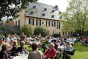 Rheingauer Schlemmerwochen, Weingut Knyphausen, Erbach, Rheingau, Hessen, Deutschland.|.Rheingauer Schlemmerwochen, Weingut Knyphausen, Erbach,  Rheingau, Hessen Germany