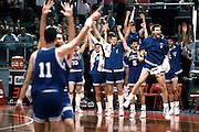 Europei Roma 1991 - Esulta l'Italia - Stefano Rusconi, Ferdinando Gentile, Davide Pessina