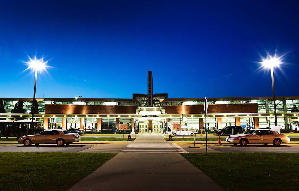 XNA airport in Northwest Arkansas<br /> <br /> &copy;Wesley Hitt 2015