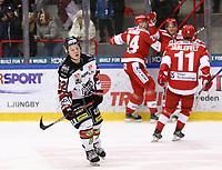 2020-03-07   Ljungby, Sverige: Bodens HF (62) Alfons Nordberg deppar efter att Troja gjort 2-1 under matchen i Hockeyettan mellan IF Troja/Ljungby och Bodens HF i Ljungby Arena ( Foto av: Fredrik Sten   Swe Press Photo )<br /> <br /> Nyckelord: Ljungby, Ishockey, Hockeyettan, Ljungby Arena, IF Troja/Ljungby, Bodens HF, fstb200307, playoff, kval