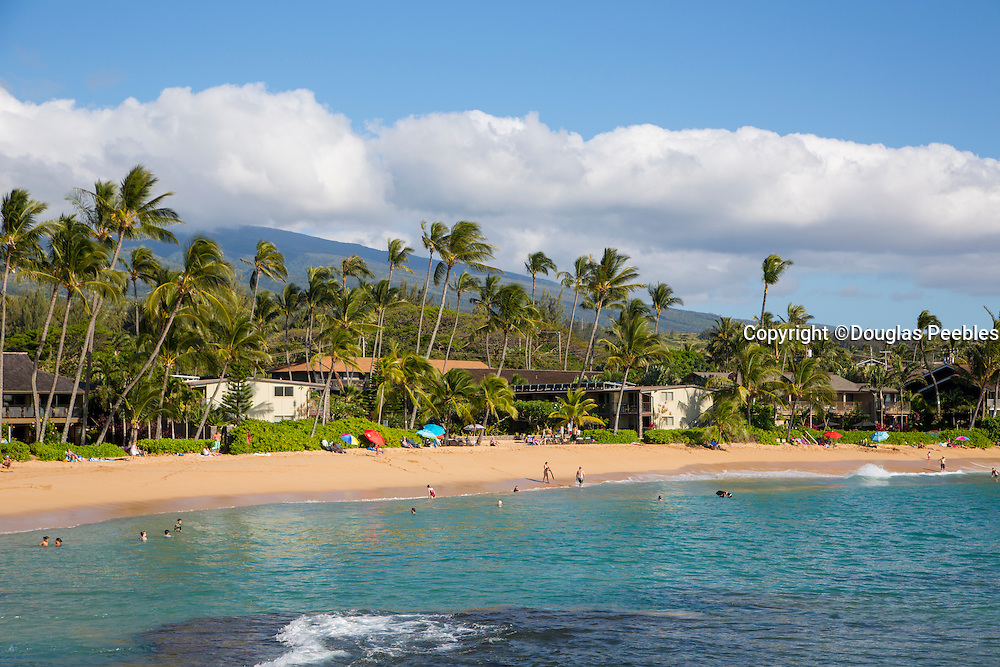 Napili Beach, Maui, Hawaii